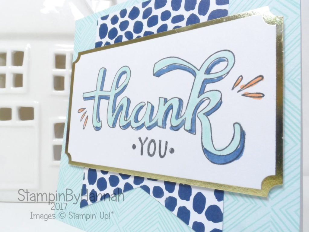 Make It Monday Video Tutorial Stampin' Blends club news