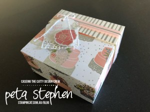 Stampin' Cat CTC176 Sweet Soiree