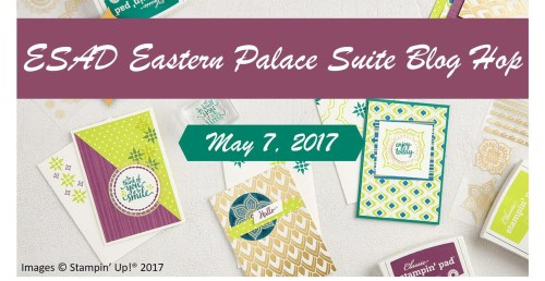 ESAD Eastern Palace Suite Blog Hop