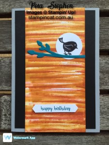 Bouncing Brayer Stampin' Up!