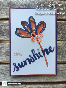 Stampin' Cat #JOS002 Sunshine Sayings