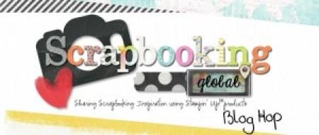 Scrapbooking Global August Blog Hop