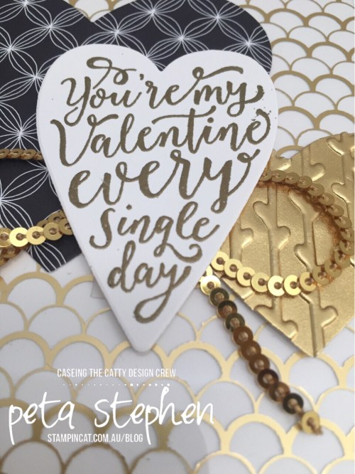 Stampin' Cat CTC166 Sure Do Love You