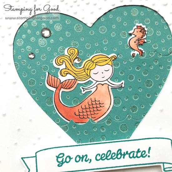 Stamping-for-Good-Stampin-Up-Card-Idea-Magical Day Mermaid Calypso Coral