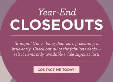 closeouts 2016
