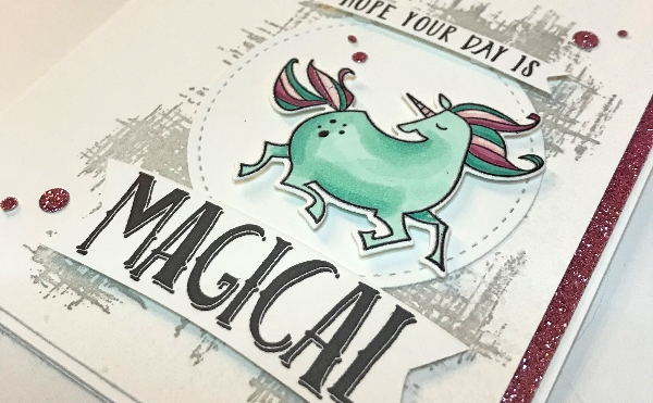 Magical Day stempel set en Magical Mates framelits- deel 1