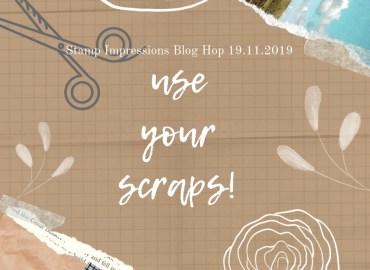 Use Your Scraps Stampin Treasure