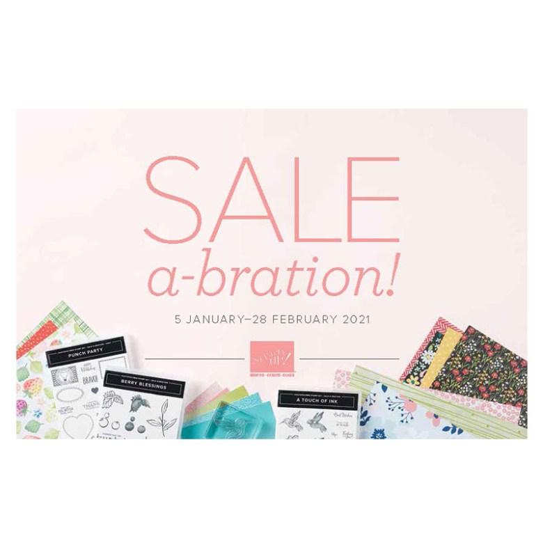 sale a bration, catalogus, voorjaar, stampin up, stampin treasure, 2021