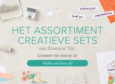 kits, creative sets, stampin up, stampin treasure