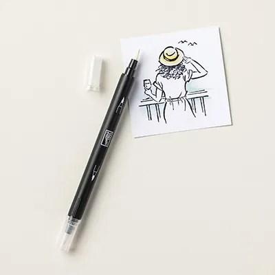 INKspired Sketch Blog Hop 3 - Tag those Poppies (6/6)