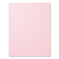 Pink Pirouette 8-1/2 X 11 Cardstock