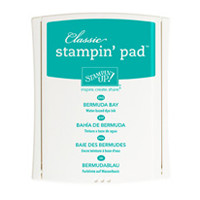 Bermuda Bay Classic Stampin' Pad by Stampin' Up!
