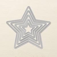 Stars Framelits Dies by Stampin' Up!