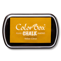 Yellow Citrus Colorbox Chalk Ink Pad