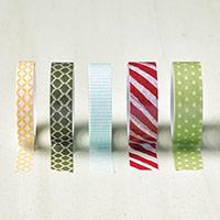 Season of Cheer Designer Washi Tape by Stampin' Up!