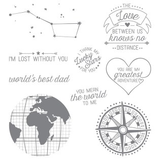 Going Global, Stampin' Up!
