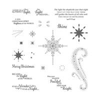 Star Of Light Photopolymer Stamp Set