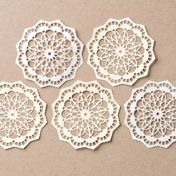Lace Doilies, Stampin' Up!