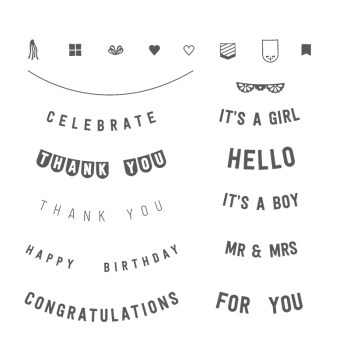 Any Occasion, Stampin' Up!