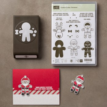 Cookie Cutter Christmas Bundle, Stampin' Up!