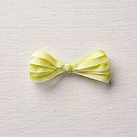 Lemon Lime Twist 1/4 Ombre Ribbon