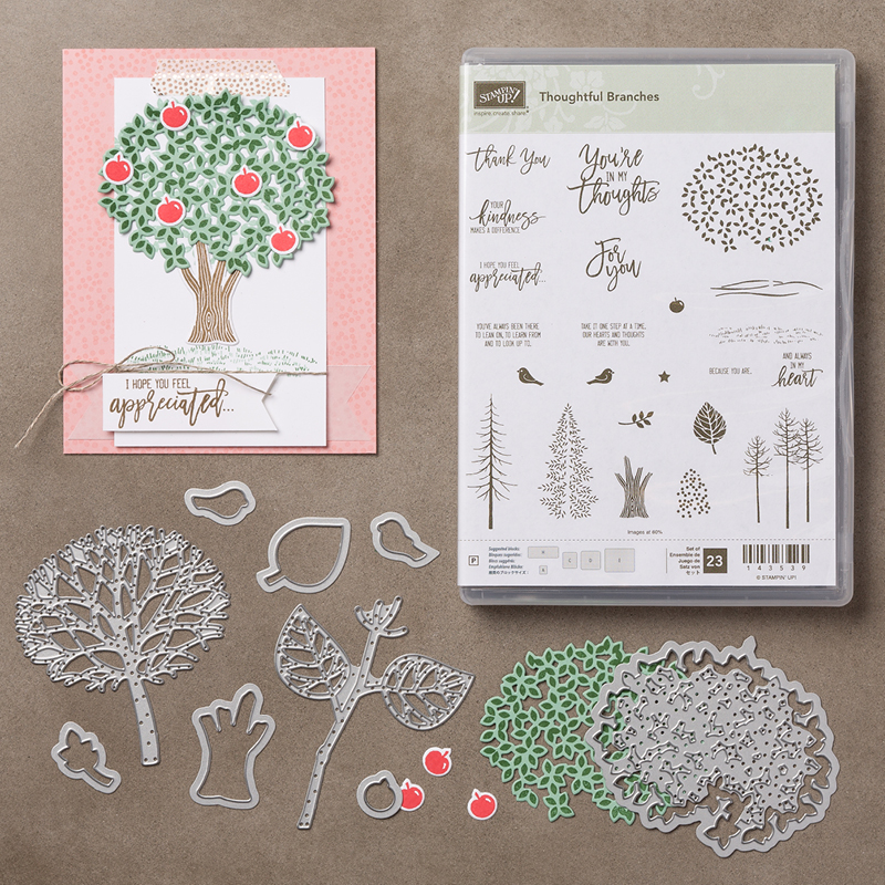 Thoughtful Branches Bundle, Stampin' Up!
