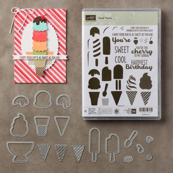 Cool Treats Bundle, Stampin' Up!