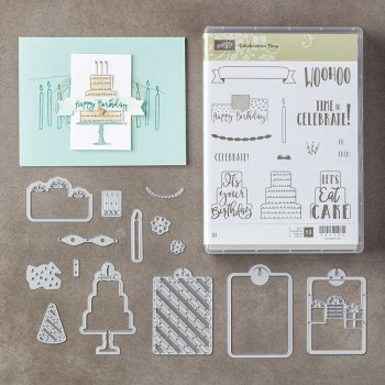 Celebration Time Bundle, Stampin' Up!