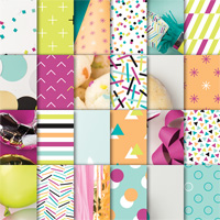 Picture Perfect Party 6 x 6 (15.2 x 15.2 cm) Designer Series Paper