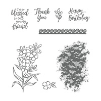 Southern Serenade Clear-Mount Stamp Set