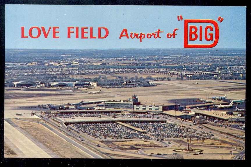 Dallas Love Field Address