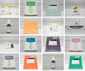 Retired Stampin' Up! Buy One Get One (BOGO) Sale