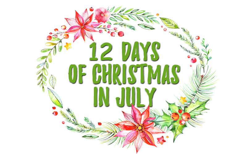 Gifts in 12 days of christmas totally free
