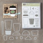 Coffee Café Photopolymer Bundle 145331G