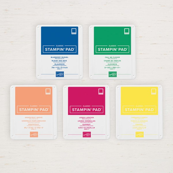 6d6d5a3a5f The NEW Stampin  Up! In Colours are available to purchase now ...
