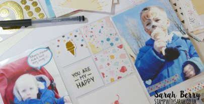 International Blog Hop featuring Project Life by Stampin' Up!