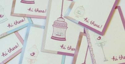 VIDEO: Facebook LIVE Exploring the Builder Birdcage stamp set
