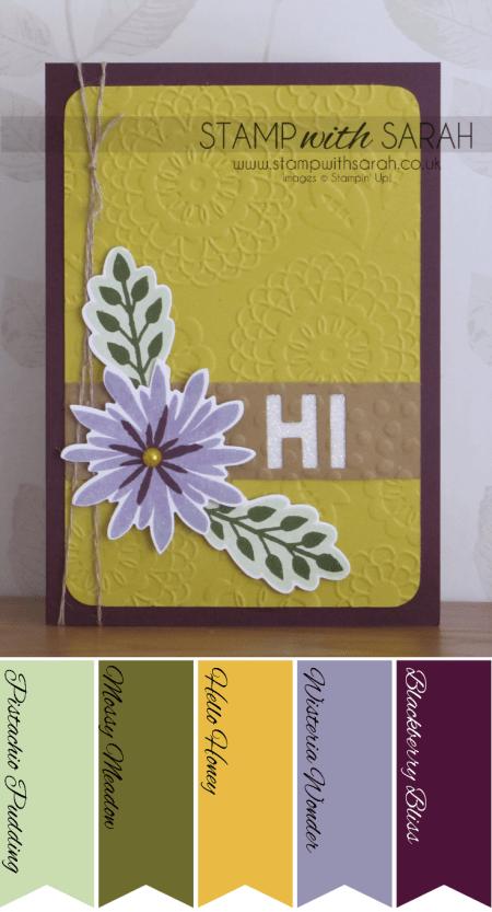 Flower Patch Colour Combo 2