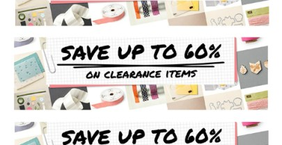 The Clearance Rack Has Been Updated! & Trimmer Blades back!