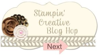 Stampin' Creative Next Button