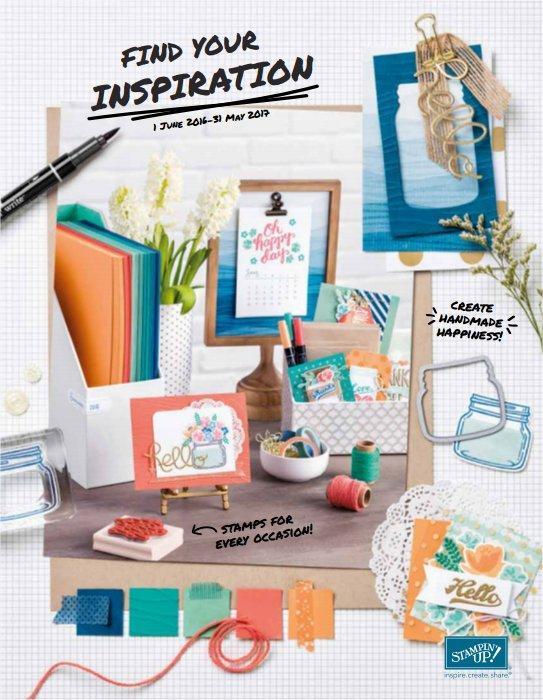 Stampin' Up! Catalogue 2016-2017