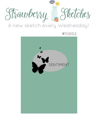 Strawberry Sketches A new sketch every Wednesday! #SS002
