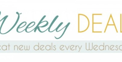 On Sale: Weekly Deals & Updated Clearance Rack!
