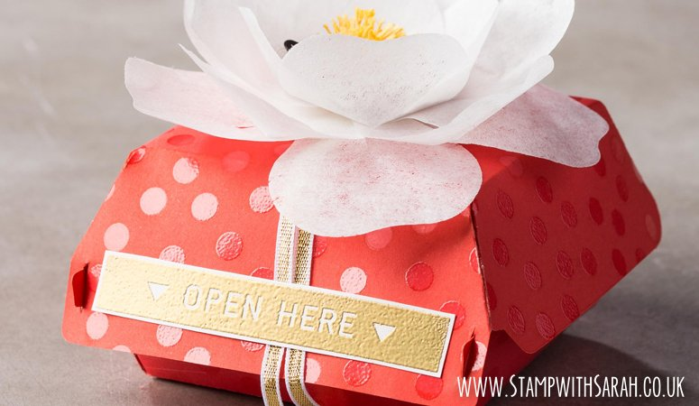 New Stampin' Up! Weekly Deals