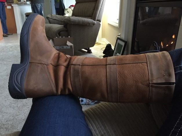 Dublin boots from my parents