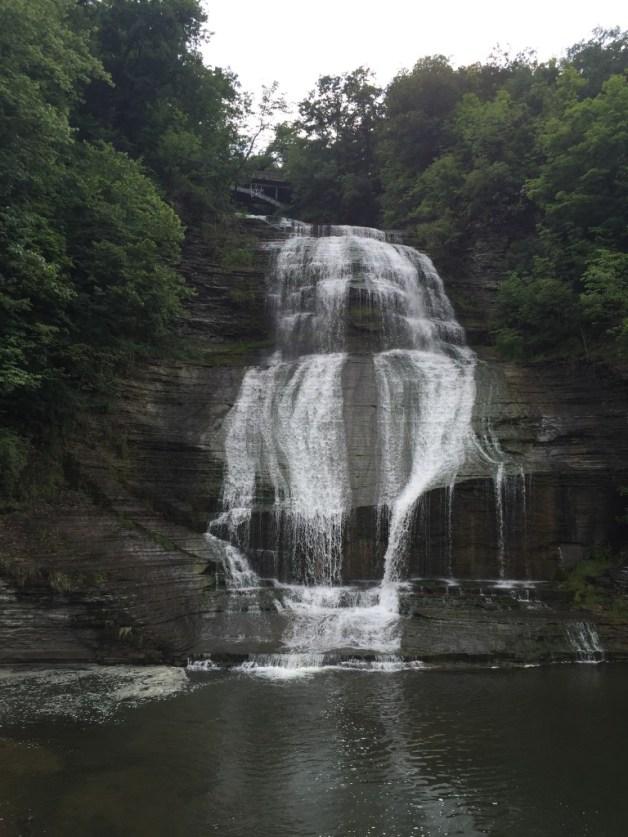 Chequaga (Shequaga) Falls, NY