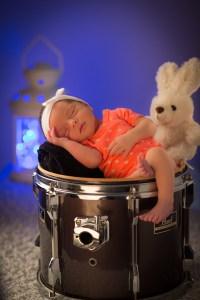 Photographe bébé St julien Haute-Savoie