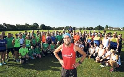 Ben Smith, the Pied Piper of marathon running