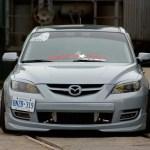 Beast Mode Trevor S 2007 Mazdaspeed 3 Stance Is Everything