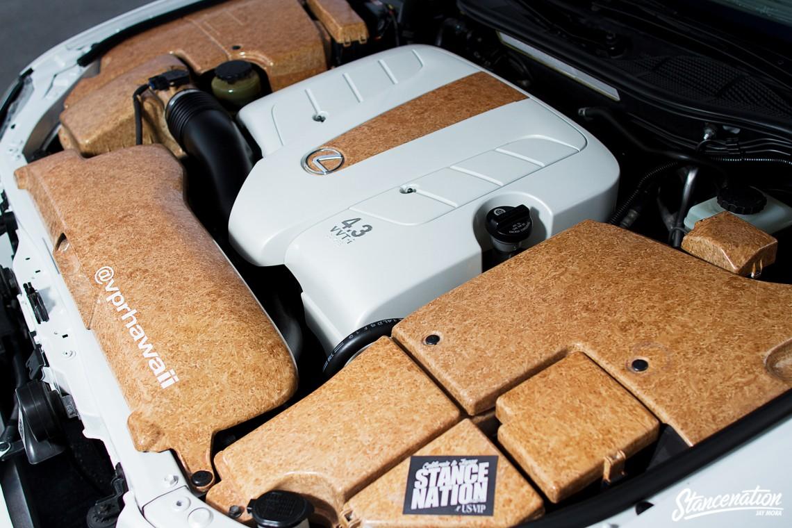 VIP CAR Lexus LS430-14